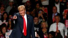 Global markets shudder on prospect of Trump presidency
