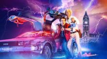 'Whoa, this is heavy!' Back to the Future musical to open in London next year
