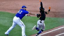 Hernández's single gives Blue Jays 6-5 win over Orioles