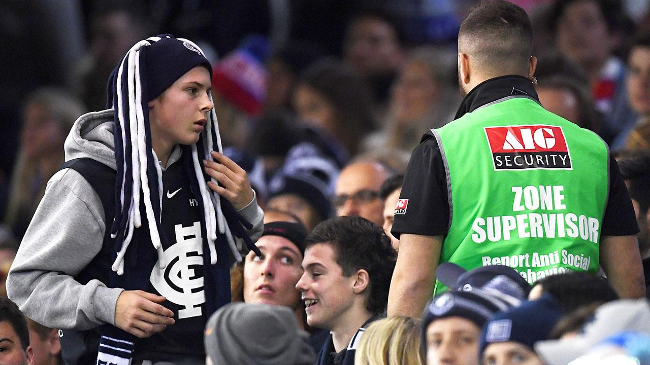 Bulldogs president insists AFL has 'nothing to apologise for'