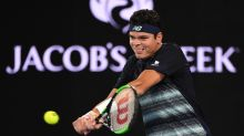 Raonic cruises in Delray Beach but Karlovic, Tomic out