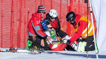 Ski Alpin: Schock: Schild erleidet Kreuzbandriss