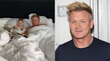 Fans think Gordon Ramsay's son Oscar is his 'tiny twin' but do you see the resemblance?