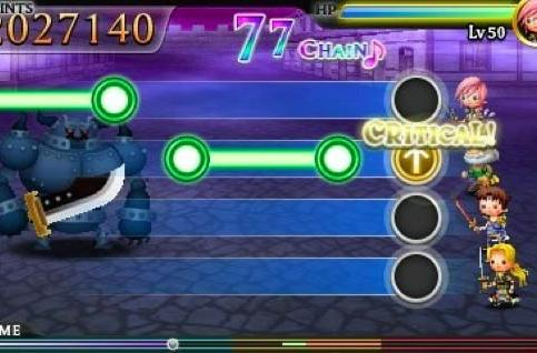 Theatrhythm Final Fantasy review: More fun to play than to say