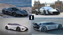 15 superdeportivos eléctricos que ya están aquí... o casi
