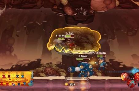 Awesomenauts to launch as planned on PSN tomorrow, XBLA naut known [Update: XBLA now known!]
