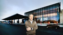 How a traffic jam led to the building of Paine Field's passenger terminal