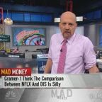 Cramer: The Netflix-Disney comparison reminds me of a famous Babe Ruth quote