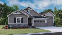 New Castle Rock Community with Attached RV Garages