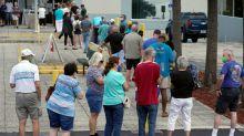 Republicans crash Florida early vote, eating into Democrats' lead