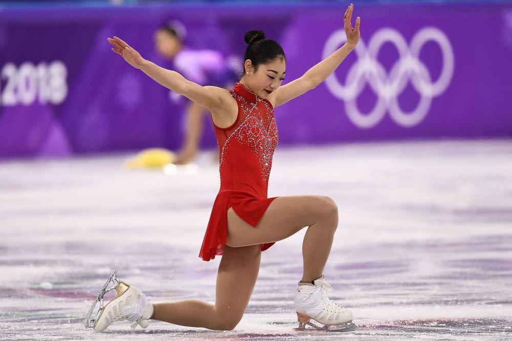 Unforgettable U S Olympic Female Figure Skaters: U.S. Women's Figure Skaters Describe An 'Exhausting