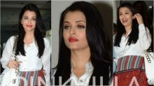 Pretty Woman! Aishwarya Is All Shades of Gorgeousness at a Book Launch Event