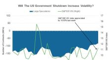 Could the US Government Shutdown Impact Market Volatility?