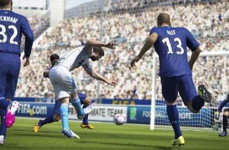 UK Charts: FIFA 14 back in the lead, Minecraft PS3 debuts 3rd