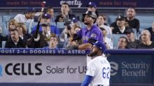 Dodgers' bullpen woes continue in another frustrating loss, this time to Rockies