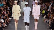 Max Mara channels secret service chic at Milan fashion week