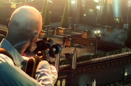 Hitman: Sniper Challenge now on PC, bonus with Absolution pre-orders