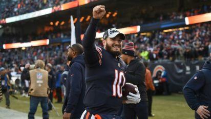 Bears book first NFL playoff berth since 2010