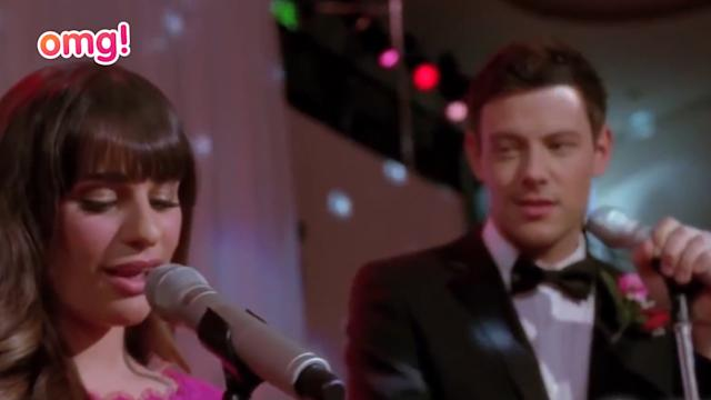 Cory Monteith made Lea Michele feel unstoppable