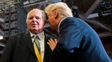 Trump tells Rush Limbaugh he 'might not have recovered' from COVID-19 without Regeneron antibody cocktail