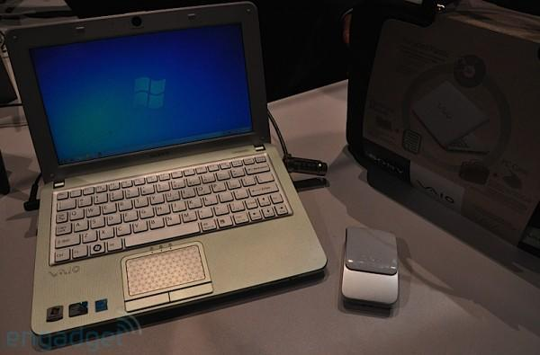 Sony VAIO W, Z, F, and Y series hands-on: lean and green vs. gaming elite