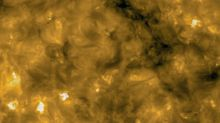A spacecraft rocketing around the sun just beamed back the closest images ever taken of our star