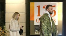 Cozy Date Night! Jennifer Lawrence and Boyfriend Cooke Maroney Bundle Up in New York City