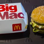 McDonald's loses Big Mac