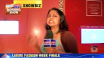 Lakme Fashion Week finale