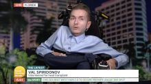 World's first head transplant patient explains why he changed his mind about surgery