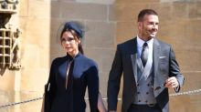David Beckham admits marriage to Victoria is 'always hard work'