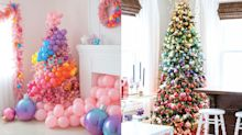 From donuts to butterflies: Over-the-top Christmas trees you have to see to believe