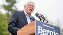 Antiwar candidate Bernie Sanders faces backlash over the $1.2 trillion war machine he brought to Vermont