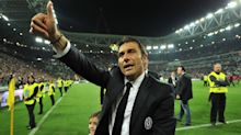 Antonio Conte jure fidélité à l'Inter