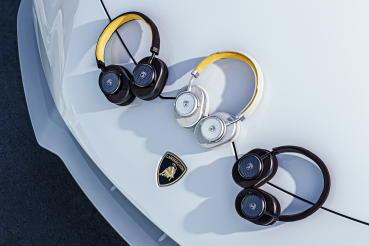 最易入手的超跑聽覺饗宴─Lamborghini x Master & Dynamic 聯名耳機登場