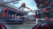 Disney unveils new Avengers, Spider-Man rides for Marvel park expansions
