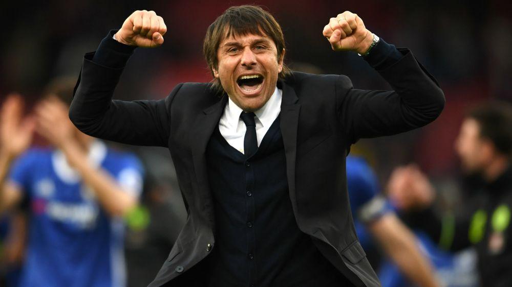 """Chelsea, Conte : """"Je suis très heureux ici"""""""