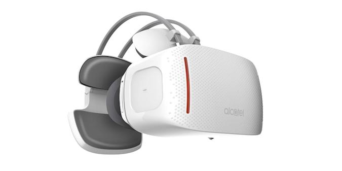 Alcatel launches a smartphone-free VR headset