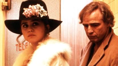 Hollywood disgusted by Last Tango in Paris