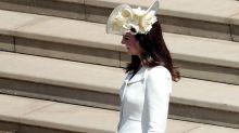 慳家王妃 凱特出席皇室大婚舊衣重穿