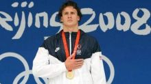 Ryan Lochte's first individual Olympic gold medal went missing