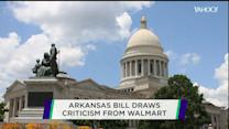 Walmart's bold stand on Arkansas' religious freedom bill