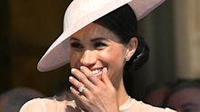'Campaigning feminist' Meghan Markle beats out Queen Elizabeth on British Vogue's list of the most influential women