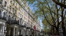 Central London house prices slip further but recovery seen later this year
