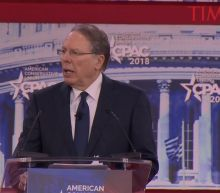 NRA's Wayne LaPierre at CPAC: Gun Control Advocates Are Exploiting the Florida School Shooting Tragedy