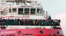 MSF suspends use of largest migrant rescue boat