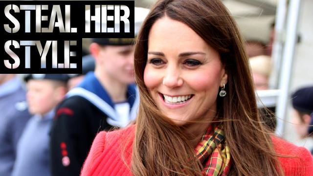 Steal Her Style: Kate Middleton