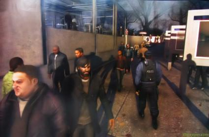 Splinter Cell Conviction scans are purdy