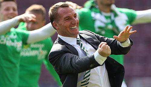 International: Celtic-Coach Rodgers: Wären in EPL mindestens in Top-6