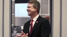GOP establishment boosting Kansas congressman's Senate bid
